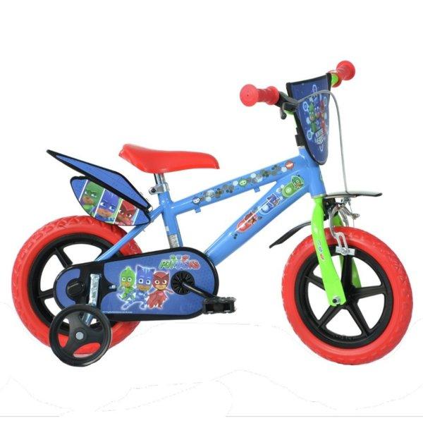 Детско колело PJ Masks 12''